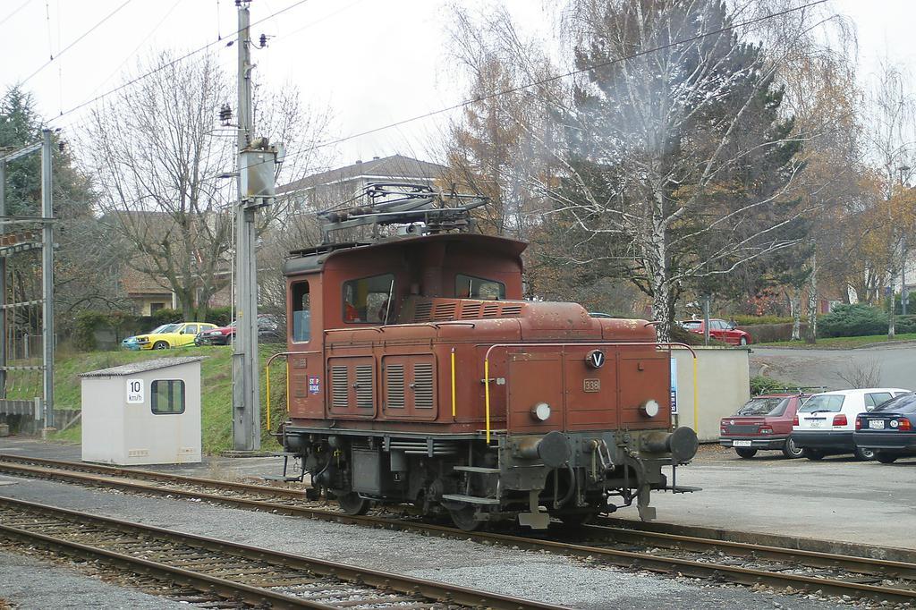 Photo d'une Tem  III, Prise à Bussigny le 27 novembre 2002 01:49
