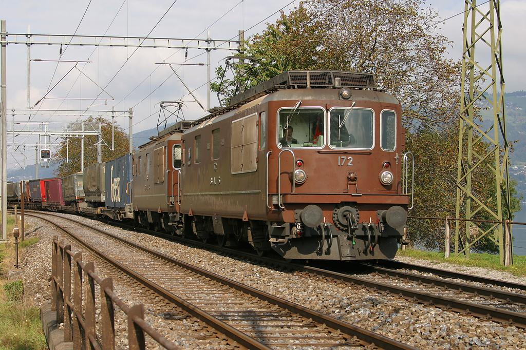 Railsuisse photo re 4 4 161 195 7 octobre 2004 13 17 kumm for Chambre criminelle 13 octobre 2004