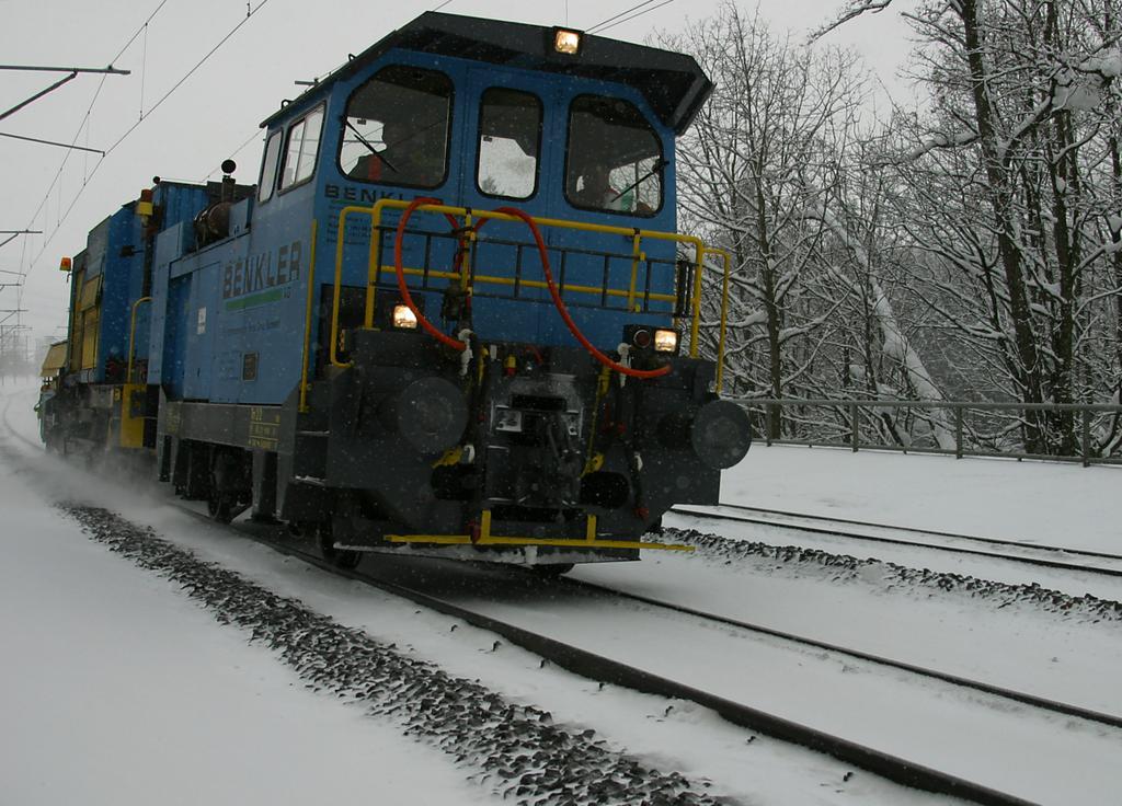 Photo d'une Tm 2/2, Prise à St. Gallen Bruggen le 21 février 2005 02:40