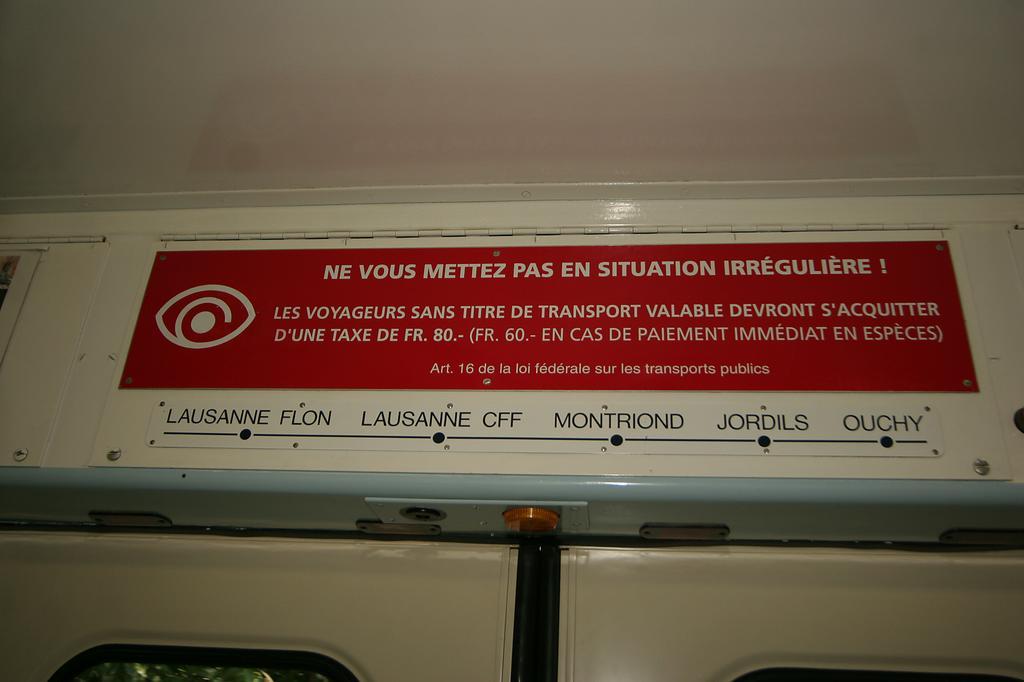 Photo d'une Bt, Prise à Lausanne-Ouchy le 11 janvier 2006 12:42