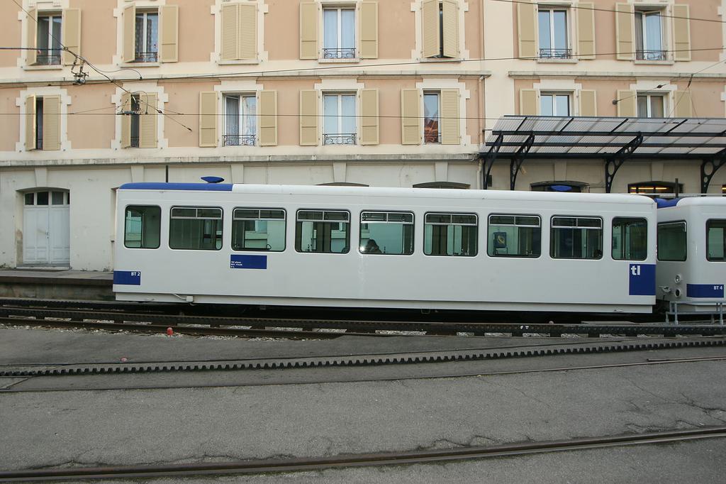 Photo d'une Bt, Prise à Lausanne-Ouchy le 11 janvier 2006 12:52