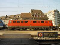 """photo d'une """"Ae 610 (Ae 6/6) 11403-11520"""" prise à Thun"""