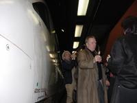 """photo d'une """"RABDe 500 000-043"""" prise à Genève-Aéroport"""
