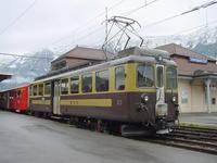 "photo d'une ""ABeh 4/4 I 304-310"" prise à Interlaken Ost"