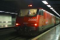 """photo d'une """"Re 460 000-118"""" prise à Genève-Aéroport"""
