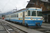 "photo d'une ""Be 4/4 14 5001-5004"" prise à Gstaad"