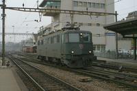 """photo d'une """"Ae 610 (Ae 6/6) 11403-11520"""" prise à Lausanne"""