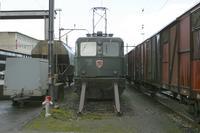"photo d'une ""Ae 610 (Ae 6/6) 11403-11520"" prise à Burgdorf"