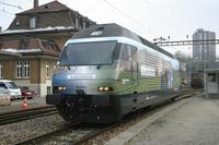 "photo d'une ""Re 460 000-118"" prise à Bern"