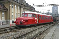 """photo d'une """"RAe 2/4 1001"""" prise à Bern"""