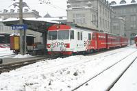 """photo d'une """"BDeh 4/4 11-17"""" prise à St. Gallen"""