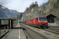"""photo d'une """"Re 460 000-118"""" prise à Blausee-Mitholz"""