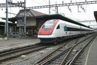 """photo d'une """"RBDe 560 001-083 100-135"""" prise à Genève"""