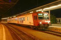 """photo d'une """"RBDe 568 384-385"""" prise à Lausanne"""