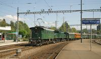 """photo d'une """"Be 4/4 101-108 171-172"""" prise à Hasle-Rüegsau"""