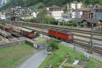 "photo d'une ""Ae 610 (Ae 6/6) 11401-11402"" prise à Erstfeld"