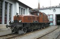 "photo d'une ""Ce 6/8 II 14253"" prise à Erstfeld"