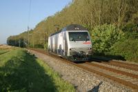 """photo d'une """"Re 460 000-118"""" prise à Essert-Pittet"""