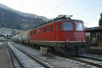 """photo d'une """"Ae 610 (Ae 6/6) 11403-11520"""" prise à Leissigen"""