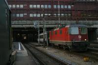 """photo d'une """"Re 420 (Re 4/4 II) 11101-11155"""" prise à Basel SBB"""