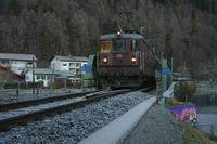 """photo d'une """"Ae 4/4 251-252 257-258"""" prise à Interlaken West"""