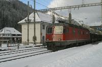 """photo d'une """"Re 620 (Re 6/6) 11605-11689"""" prise à Kandersteg"""