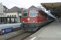 "photo d'une ""Re 420 (Re 4/4 II) 11101-11155"" prise à Brugg AG"