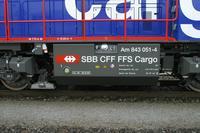"""photo d'une """"Am 843"""" prise à Lenzburg"""