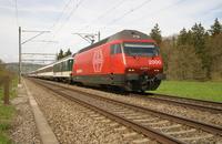 """photo d'une """"Re 460 000-118"""" prise à Winterthur"""