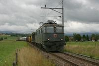 """photo d'une """"Ae 610 (Ae 6/6) 11403-11520"""" prise à Palézieux-Village"""
