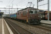 """photo d'une """"Re 4/4 161-195"""" prise à Ostermundigen"""