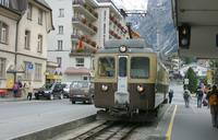 "photo d'une ""ABeh 4/4 I 304-310"" prise à Grindelwald"