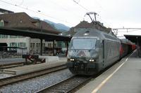 """photo d'une """"Re 460 000-118"""" prise à Thun"""