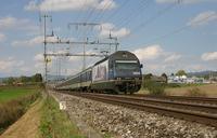 """photo d'une """"Re 465 001-018"""" prise à Wichtrach"""
