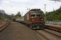 """photo d'une """"Re 4/4 161-195"""" prise à Heustrich-Emdthal"""
