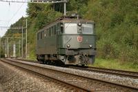 """photo d'une """"Ae 610 (Ae 6/6) 11403-11520"""" prise à Heustrich-Emdthal"""