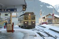 "photo d'une ""ABeh 4/4 II 311-313"" prise à Grindelwald"