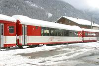 """photo d'une """"PS"""" prise à Zermatt"""