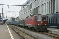 """photo d'une """"Re 420 (Re 4/4 II) 11101-11155"""" prise à Zofingen"""