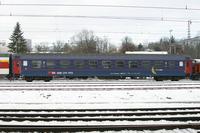 """photo d'une """"Bcm Voiture RIC Type UIC-X"""" prise à Genève"""