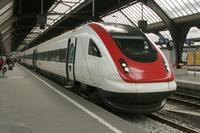 """photo d'une """"RABDe 500 000-043"""" prise à Zurich HB"""