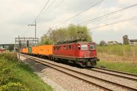 """photo d'une """"Ae 610 (Ae 6/6) 11403-11520"""" prise à Oberglatt"""