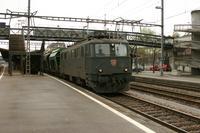 """photo d'une """"Ae 610 (Ae 6/6) 11403-11520"""" prise à St. Gallen St. Fiden"""