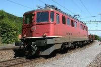 "photo d'une ""Ae 610 (Ae 6/6) 11403-11520"" prise à Schinznach Dorf"