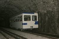 """photo d'une """"Beh 598"""" prise à Lausanne-Flon"""
