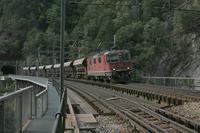 "photo d'une ""Re 430 (Re 4/4 III) 11350-11370"" prise à Hohtenn"