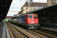 """photo d'une """"Ae 610 (Ae 6/6) 11403-11520"""" prise à Neuchâtel"""