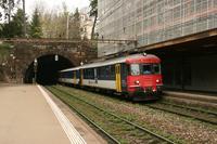 """photo d'une """"RBe 540 006-079"""" prise à Zürich Enge"""
