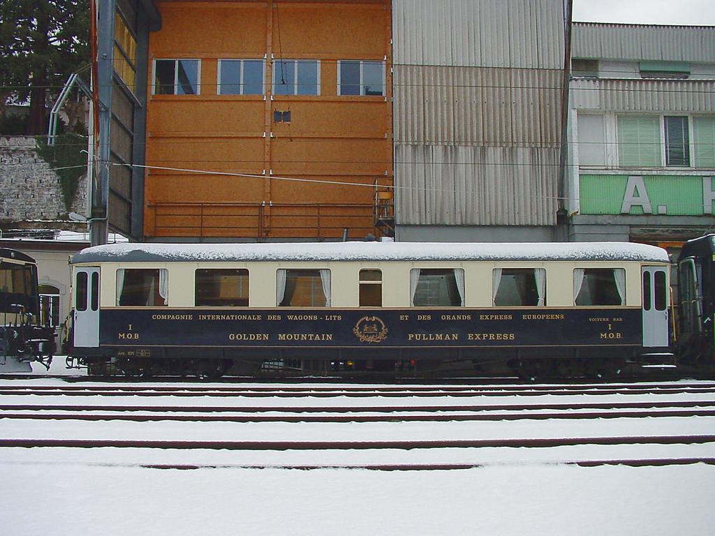 Photo d'une Ars, Prise à Montreux le 26 décembre 2001 09:21