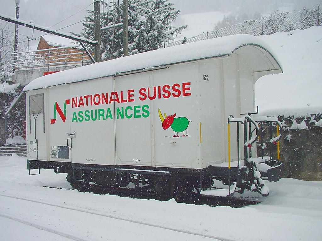 Photo d'une Gk, Prise à Les Avants le 26 décembre 2001 10:59